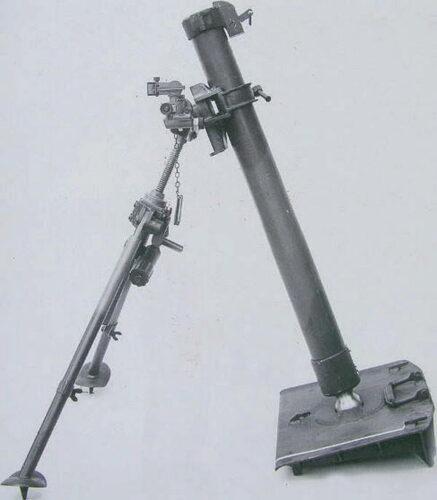 Тяжелый немецкий мономет образца 1934 г.
