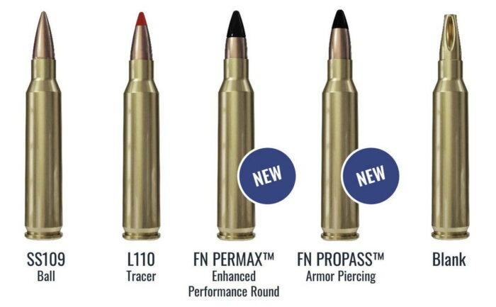 Новые боеприпасы калибра 5,56х45 мм