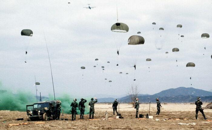 Воздушно-десантная операция по взглядам командования бундесвера