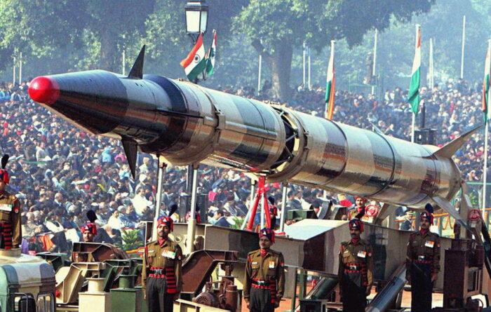 Носитель ядерного арсенала Индии