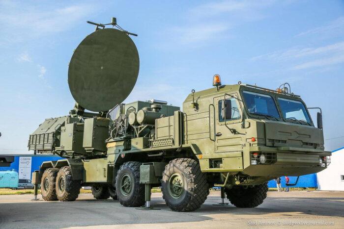 Российские атаки в Сирии на GPS-сигнал