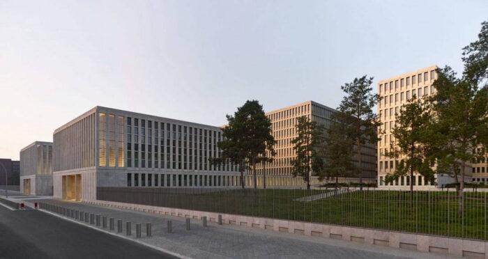 Спецслужбы Германии открыли объединенный учебный центр