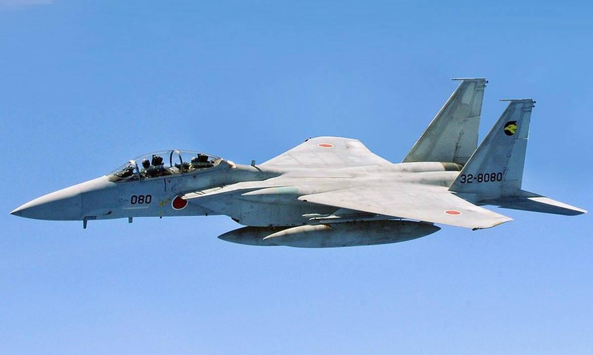 Япония модернизирует истребители F-15J