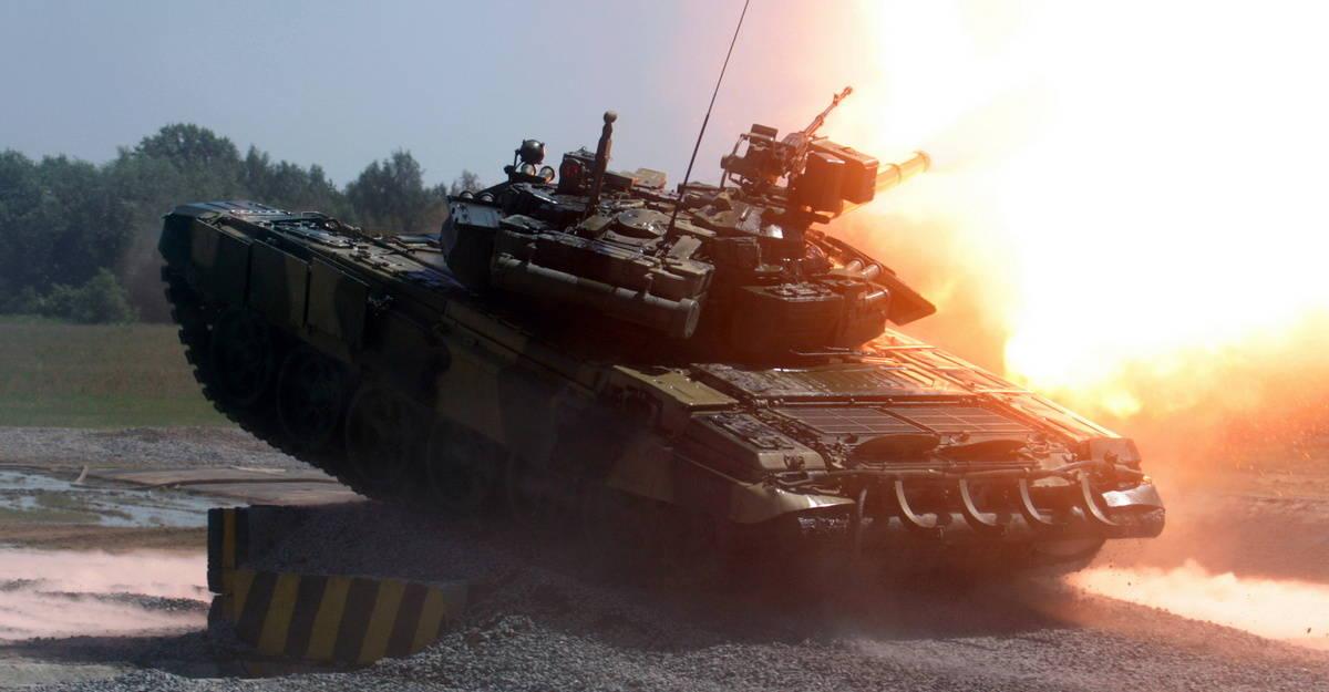 Модернизация боевых танков России – западная оценка