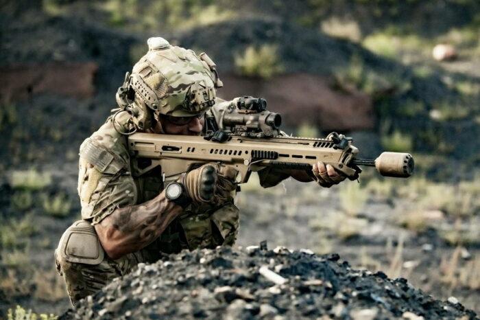 Стрелковая система RM277 как возможное перспективное оружие армии США