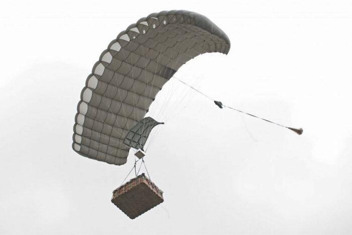 Планирующая парашютная система SLG Sys – практика бундесвера