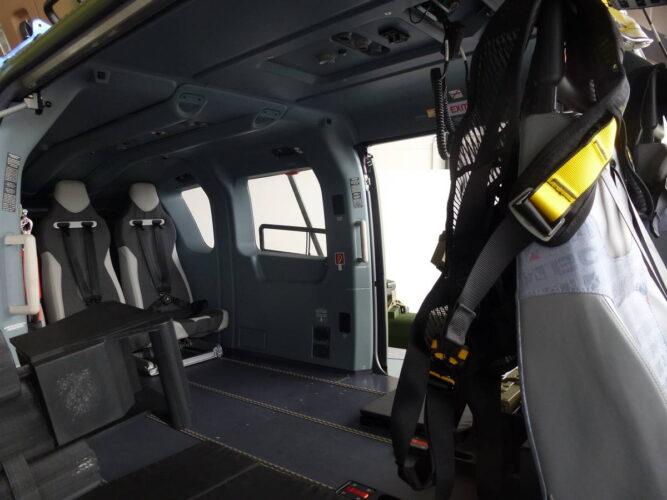 Грузовая кабина версии Н145М LUH SOF