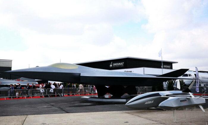 Европейский ударный самолет шестого поколения