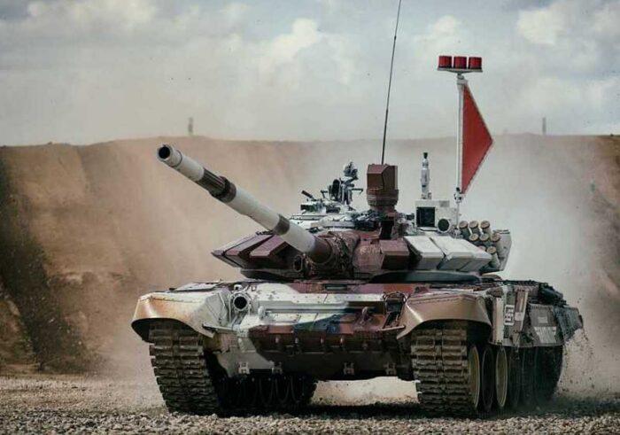 Боевой танк Т-72Б3М/Б4