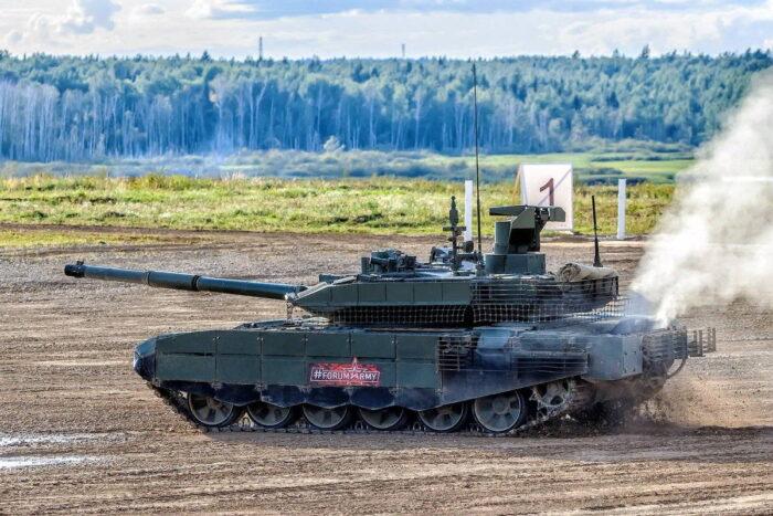 """Боевой танк Т-90М """"Прорыв-3"""""""