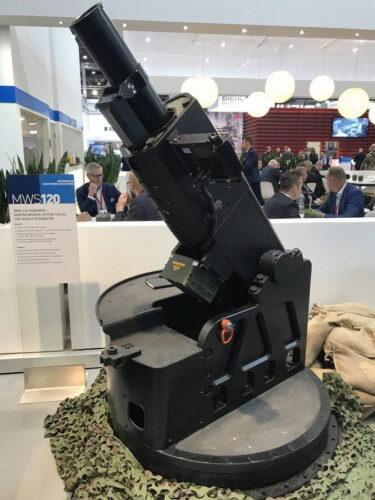 """120 мм минометная система """"Рагнарок"""""""