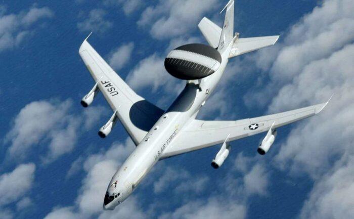 Самолет системы АВАКС