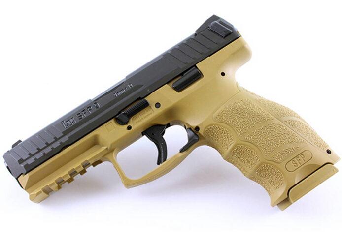 Пистолета HK SFP9