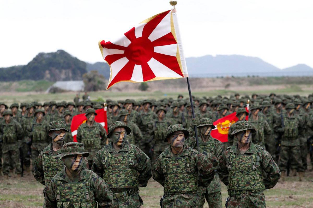 Активная оборона островных территорий – развитие японской стратегии