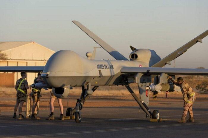 ВВС Франции успешно испытали ударный MQ-9 Reaper