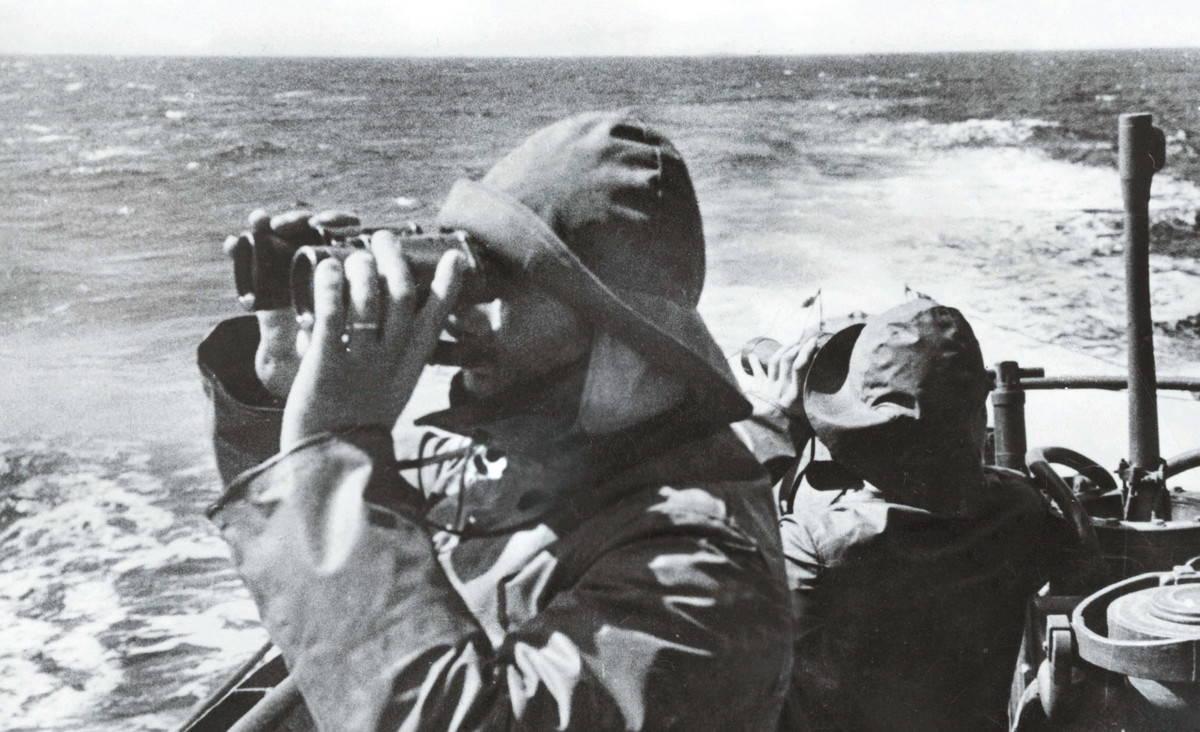 Немецкая подводная война в Атлантике