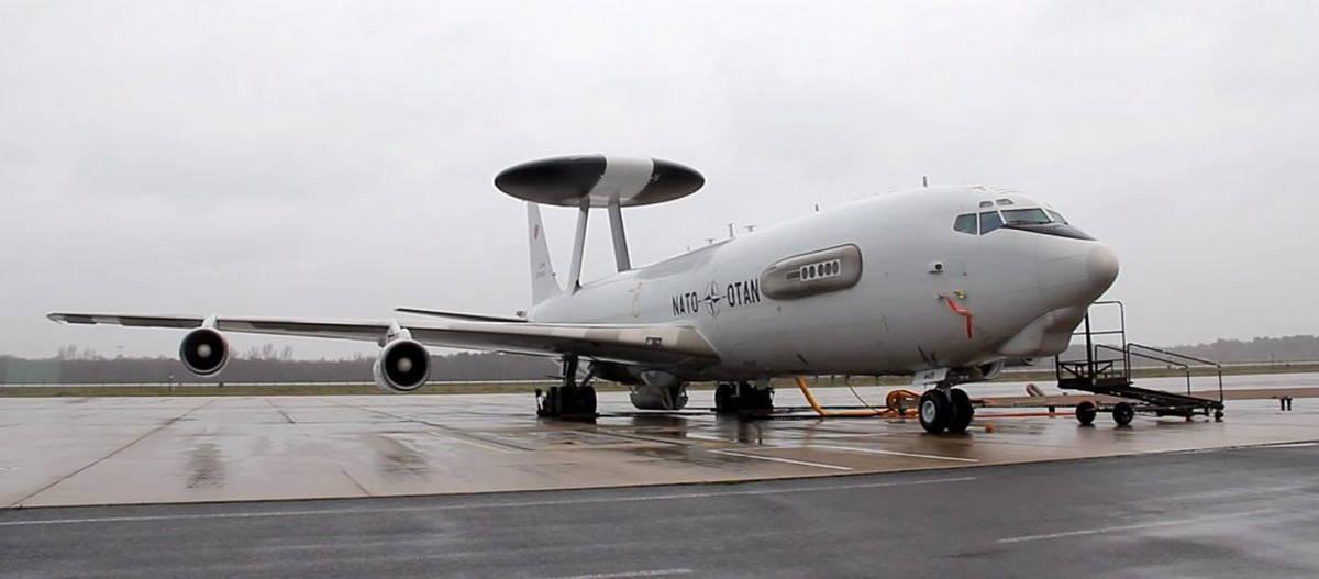 НАТО передало заказ на разработку перспективной системы АВАКС