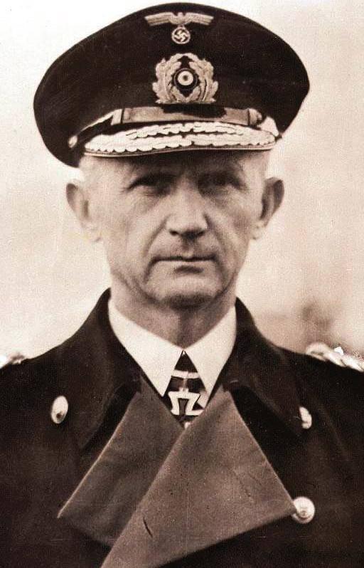 Гросс-адмирал Карл ДЁНИЦ