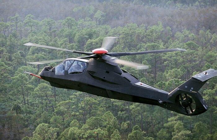 Экспериментальная модель RAH-66 «Команч»