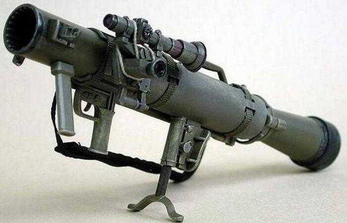 "84 мм многоразовый гранатомет ""Карл Густав"""
