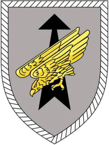 Эмблема дивизии специальных операций