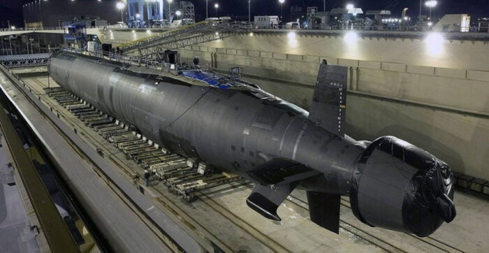 ВМС США расширяют флот АПЛ типа «Вирджиния»