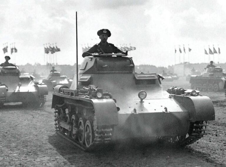 Танковые войска вермахта – зарождение и развитие доктрины