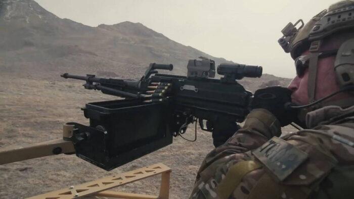 Пулемет SIG Sauer MG338 сертифицирован US SOCOM