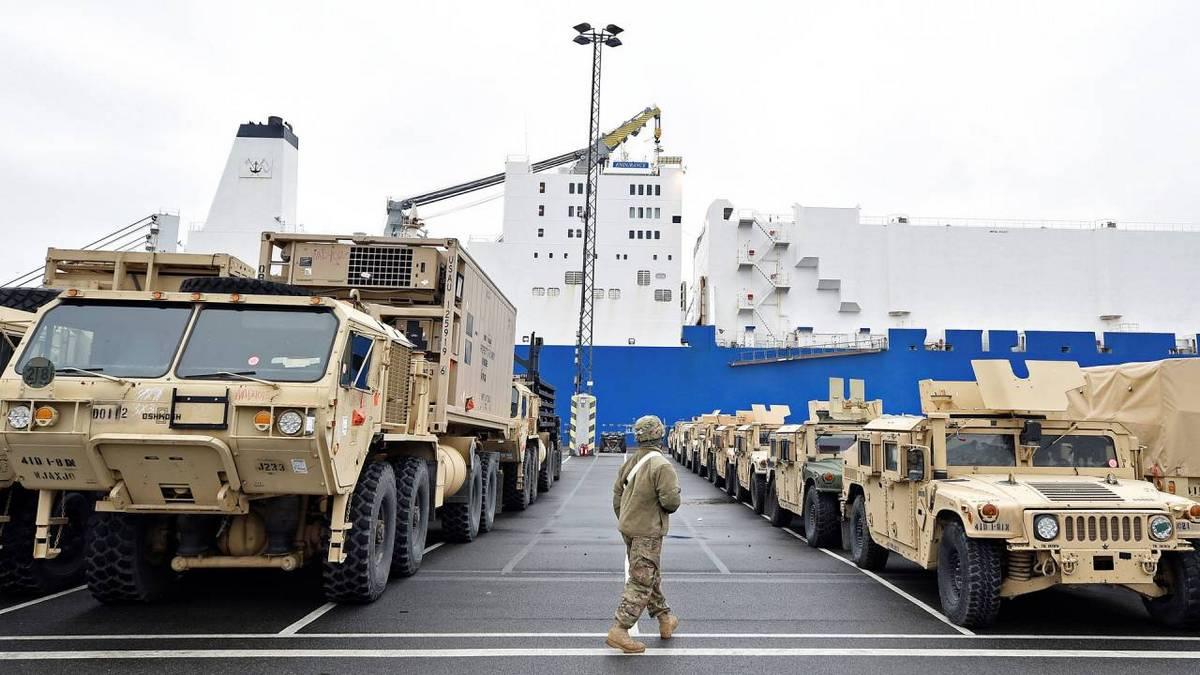 Маневры Defender-Europe 2020 – армия США обнародовала детали перебросок