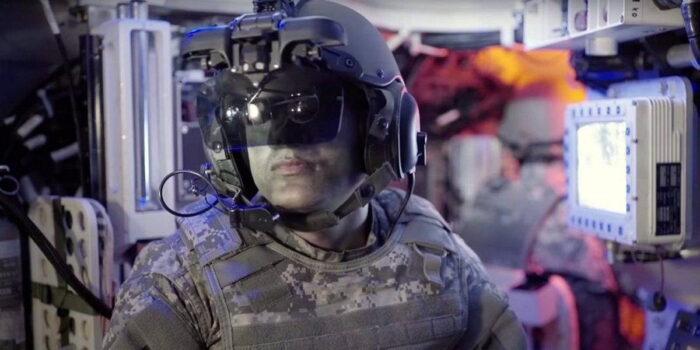 IronVision™ — дополненная реальность для командира и механика-водителя