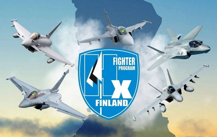 Кампания HX Challenge ВВС Финляндии