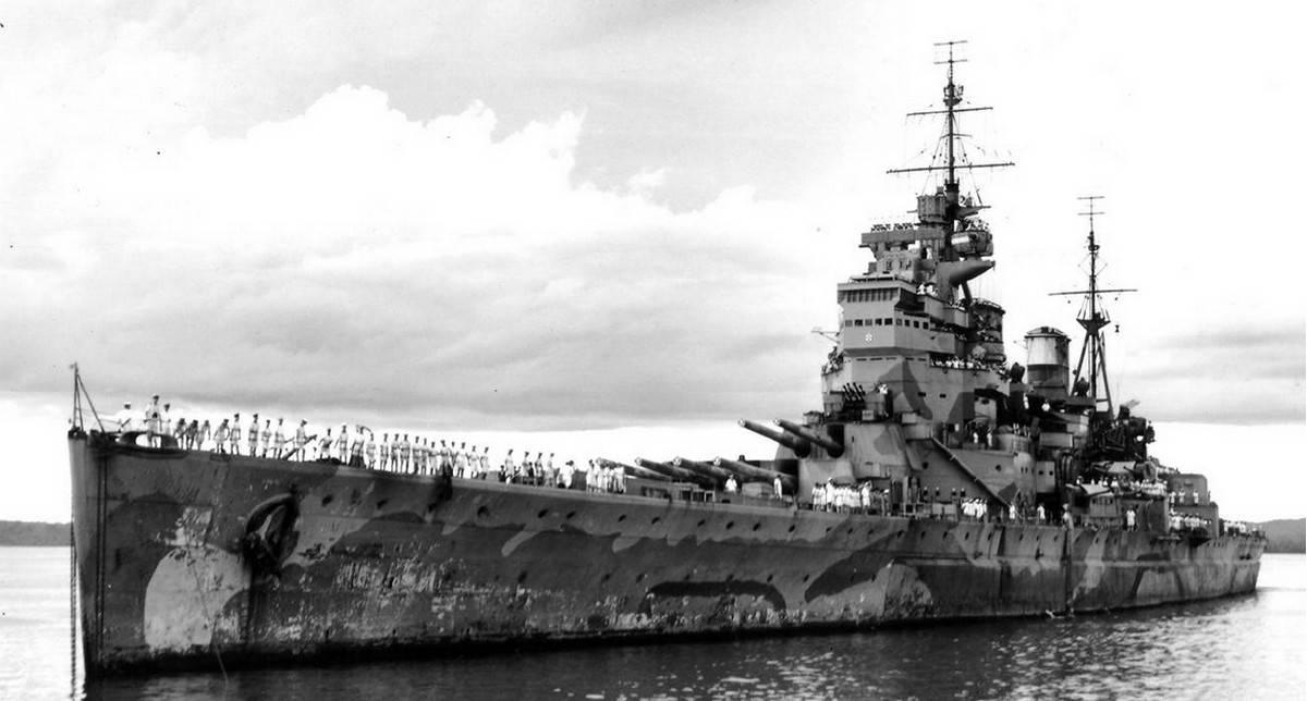 """линкор «  Принц Уэльский» Авианосец, дорогая """"игрушка"""" или грозная сила ВМС ?"""