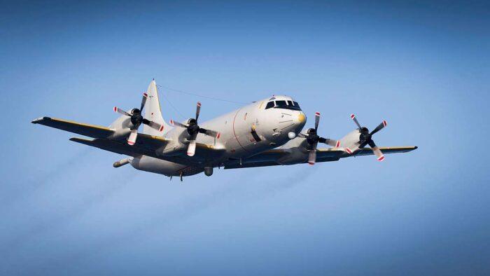 """Самолет БПА Р-3C """"Orion"""""""