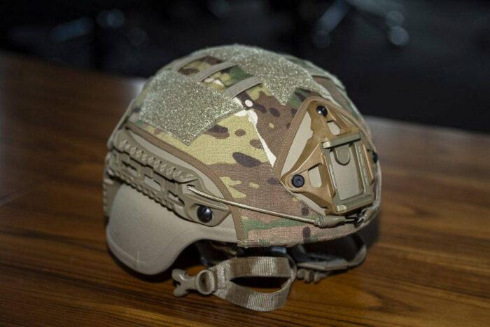 Новая каска модели Batlskin Viper P6N