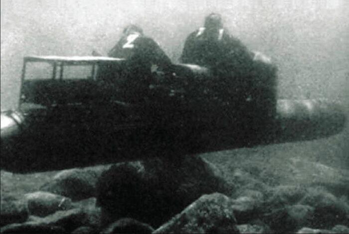 """""""Майале"""" под водой"""