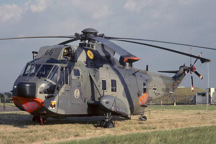 """Многоцелевой вертолет """"Sea King Mk 41"""""""