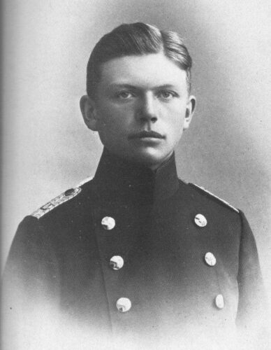 Лейтенант Хайнц ГУДЕРИАН