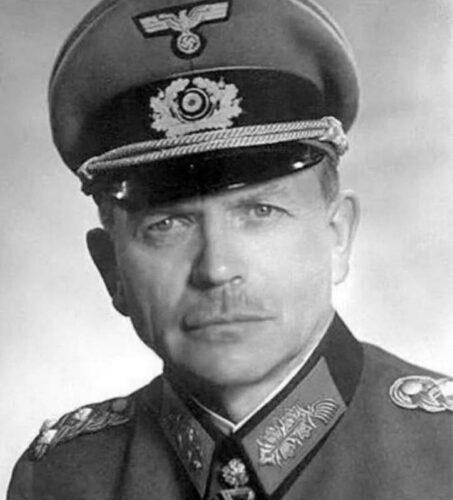 Генерал Хайнц Гудериан