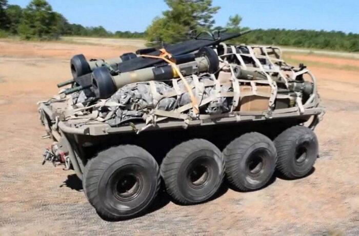 Роботизированная техника армии США – парк развивается