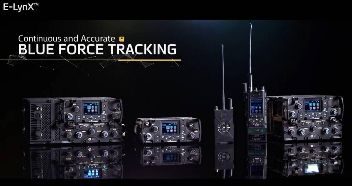 Семейство продуктов программно-управляемого радио E-LynX™