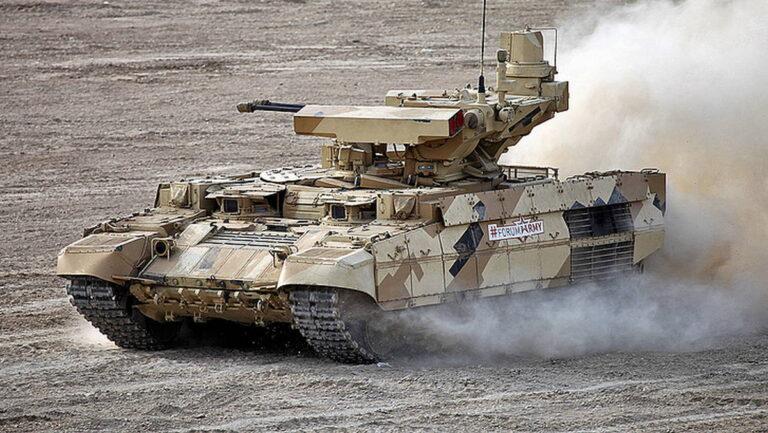 Машина поддержки танков глазами специалиста НАТО