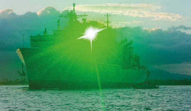 Лазерное оружие – ВМС США активизируют внедрение
