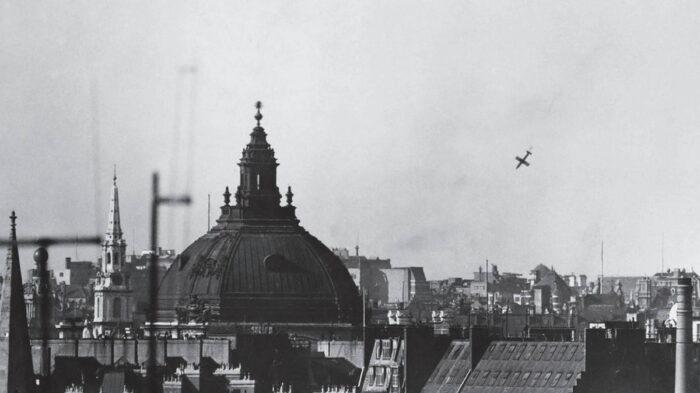 Летающая бомба над Лондоном