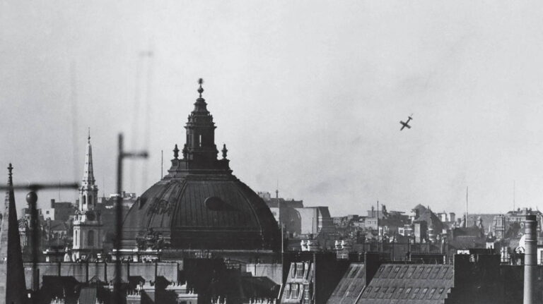 Самолет-снаряд «Фау 1» – летающая бомба рейха
