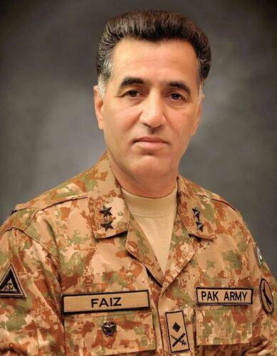 Руководитель Межведомственной разведки Пакистана генерал-лейтенанта Фаиз ХАМИД