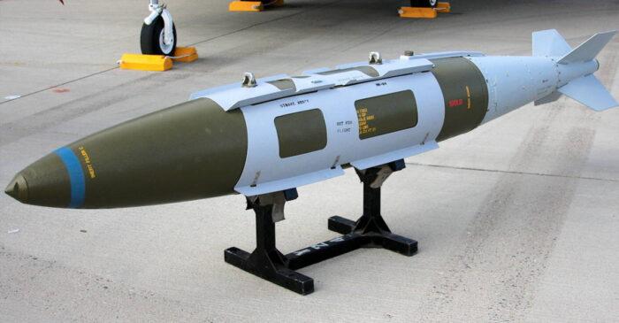 GBU-38 управляемая авиационная бомба типа  JDAM
