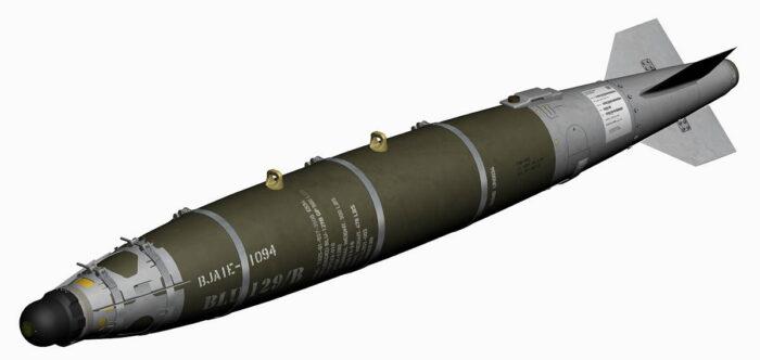 Управляемая авиационная бомба GBU-24