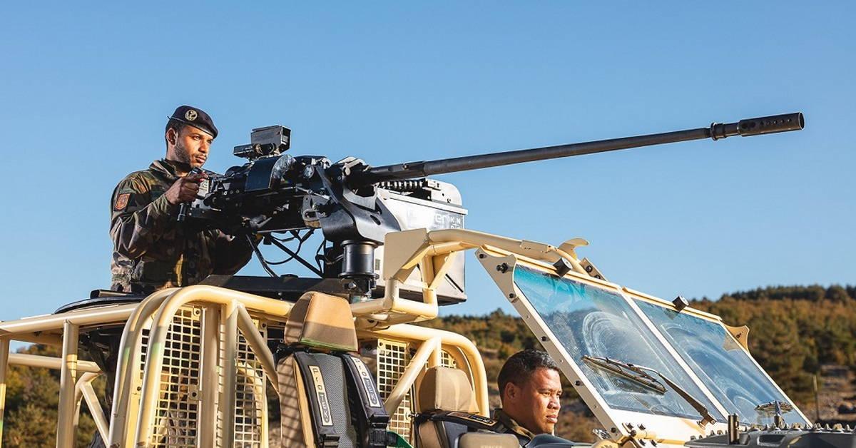 20 мм автоматическая пушка для  бундесвера