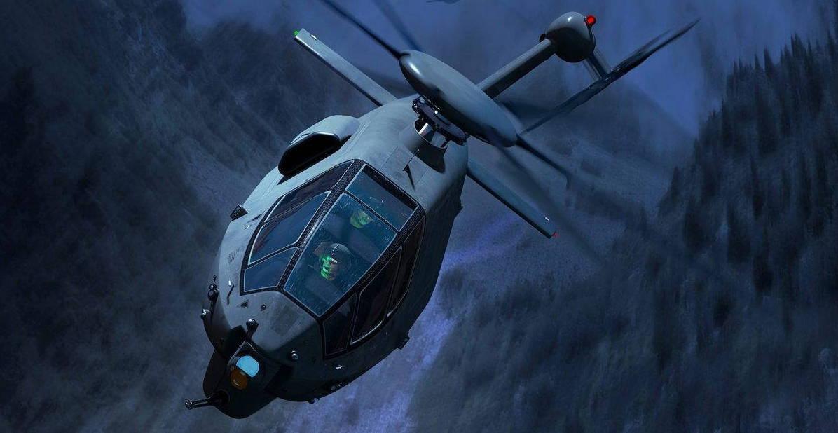 Прототип разведывательно-ударного вертолета от «Боинга»