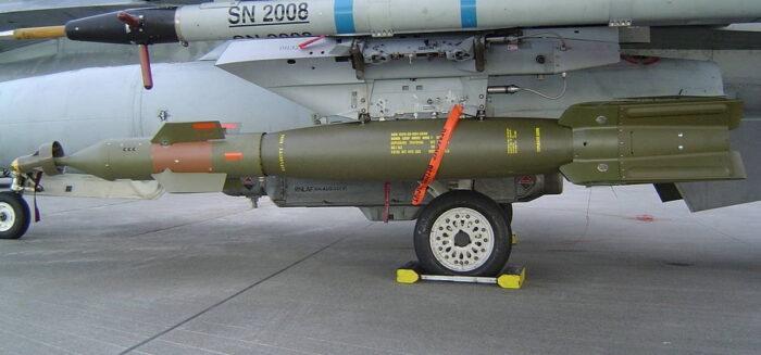 Авиационная бомба GBU-12 Paveway